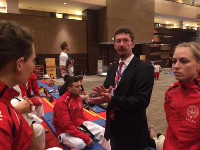 Karate WM Team